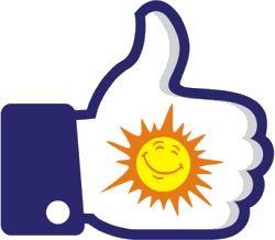 Facebook napenergia