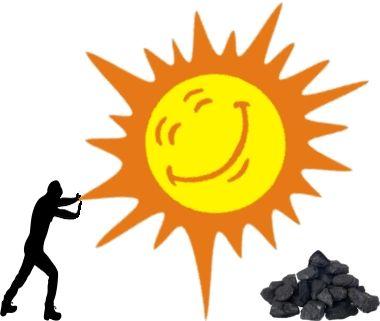 Már átbillent és itt az elérhető napenergia