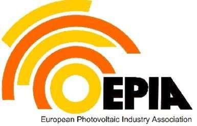 EPIA, Európai Napelemes Szövetség