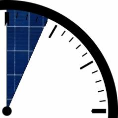 USA, négy percenként napelem