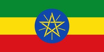 Etiopia zászló