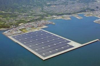 Japán, Kagoshima napelem erőmű