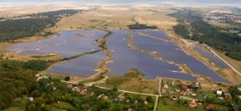 Románia napelem erőmű