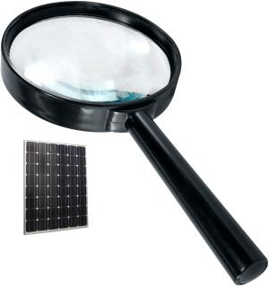 Koncentrált napelem, azaz CPV