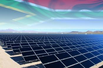 Dél-Afrika napelem rendszerei