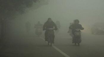 Kínai légszennyezés