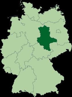 Szász-anhalt