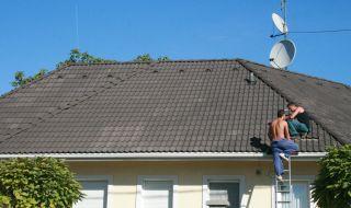 Napelemek, azaz megújuló energia hasznosítás nélküli tető