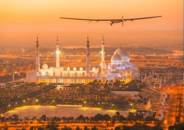 Napelemes repülés - Solar Impulse