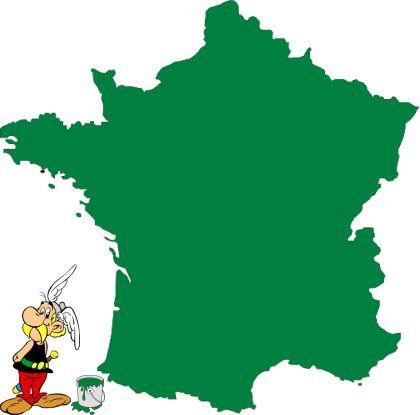 Franciaország megújuló energia