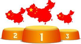 A napelem gyártók rangsorában Kína világelső
