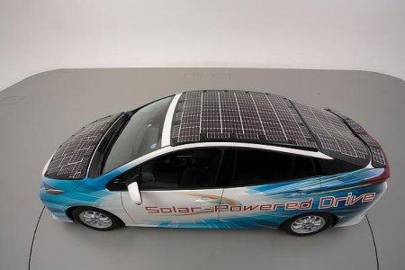 Elektromos Toyota